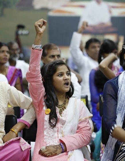 Gandhi Peace Foundation, New Delhi, India. Photographer/ Mustafa Quraishi
